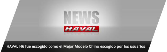 Haval H6 Mejor Modelo Chino CATARC