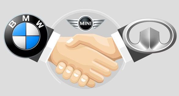 gwm y bmw hacen un contrato para vehículos electricos